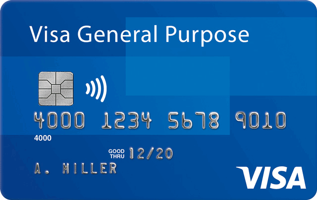 Card Visa General Purpose